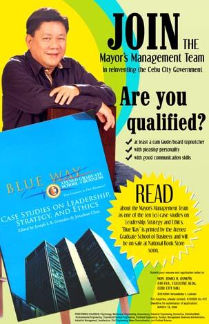 MMT Batch 5 hiring ad