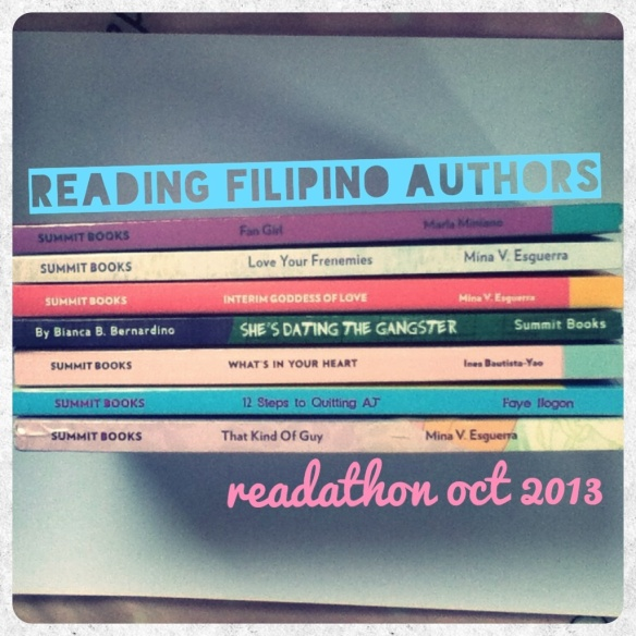 Chick Lit with a Filipino Flavor